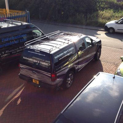 Bespoke Roof Rack 1