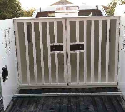 Mobile Gun Dog Kennel 3