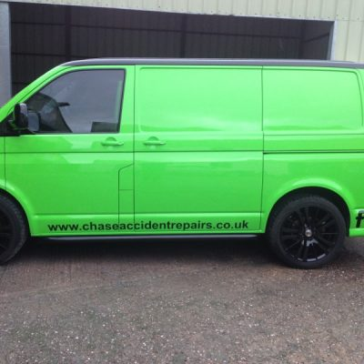 VW T5 Transporter Side Bars